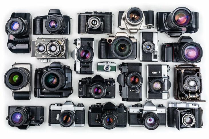 Kameras Fotokurse Wien