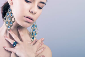 Jewelry and Beauty Fashion photo